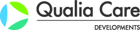 Qualia Care development Logo