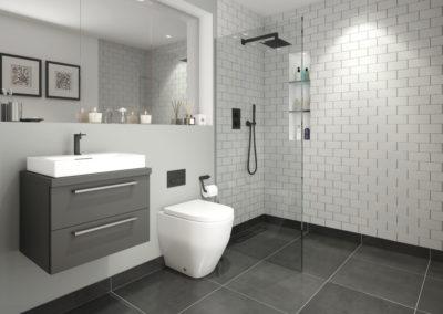Bathroom Hotel Investment