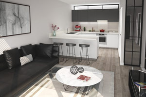 Appartamenti New York St. – Manchester. ROI: c.a. 10%