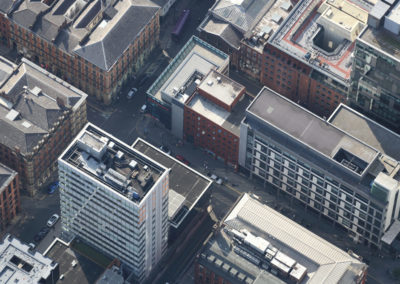 Aerial View Hotel