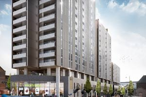 Appartamenti Piccadilly – Manchester. ROI c.a. 10%