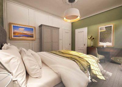 Huddersfield-Bedroom