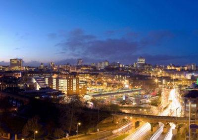Huddersfield-Cityscape
