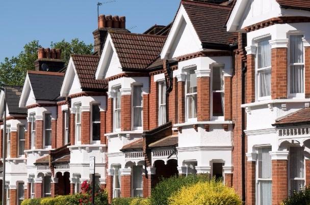 Fig. 3 Quartiere residenziale a Londra