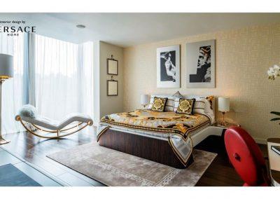 Appartamenti Londra bedroom