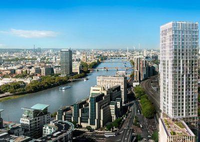 Appartamenti Londra riverview