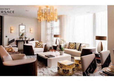Appartamenti Londra versace