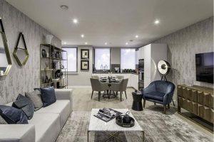 Appartamenti Spitalfields, Londra