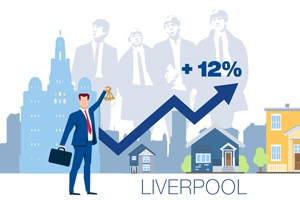 Ottimi investimenti immobiliari esteri in affitto a Liverpool ad alta rendita