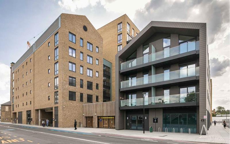 Appartamenti a Wandsworth, Londra